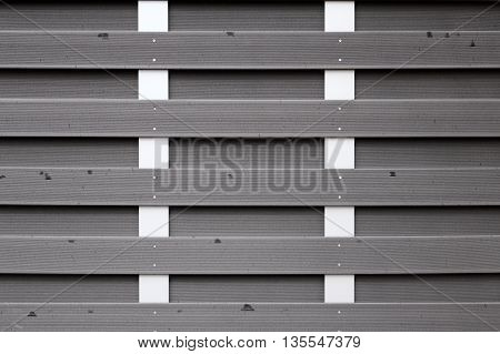 Macro Shot Of An Architectural Wooden Lath Texture