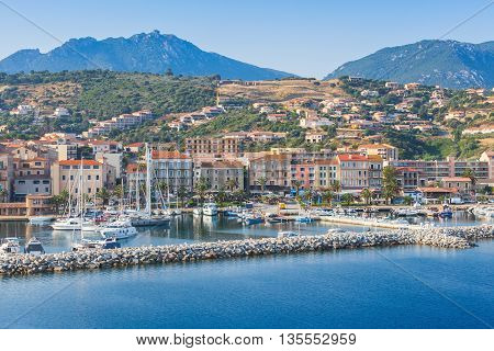 Seaside View, South Corsica, France