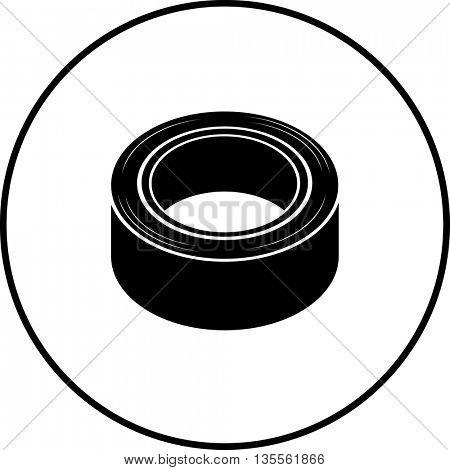 duct tape symbol