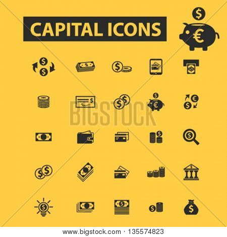 capital icons