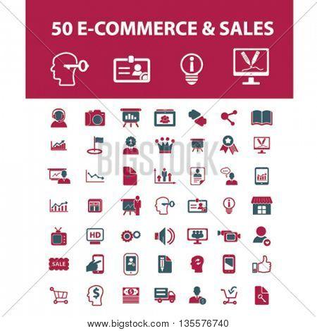 e-commerce & sales icons