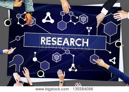 Research Science Information Experiment Concept
