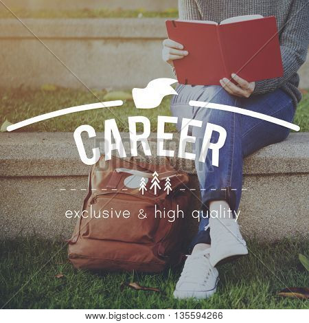 Career Job Employment Occupation Concept
