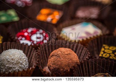 Gourmet Assorted Truffles