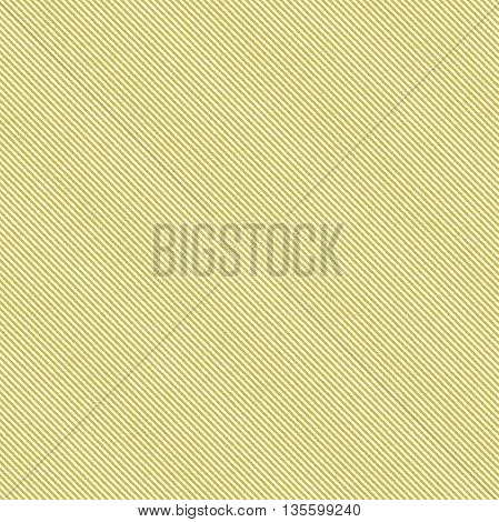 Abstract vector wallpaper with diagonal strips. Seamless colored background. Golden pattern