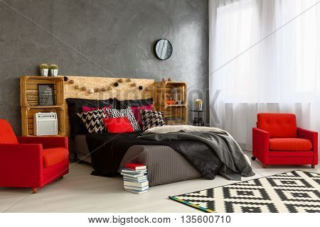 Bedroom With Idea And Style