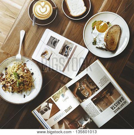 Breakfast Food Delicious Food and Beverages Quality Concept