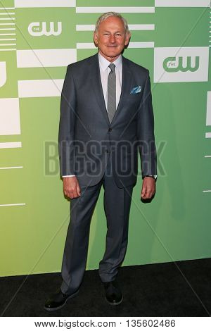 NEW YORK, NY - MAY 14: Actor Victor Garber attends the 2015 CW Network Upfront Presentation at the London Hotel on May 14, 2015 in New York City.