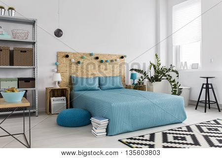 Functional Bedroom With Eco Soul