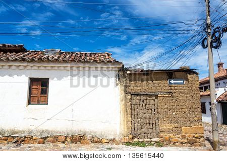 Colombian Colonial Architecture
