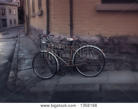 Vieux Quebec Bicycle