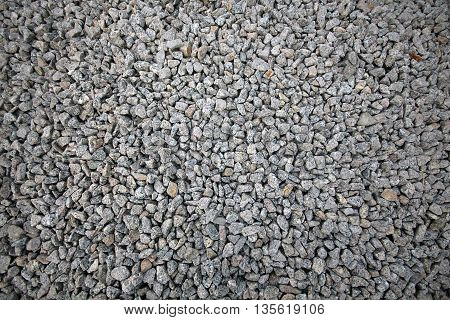Gravel Texture, small stone, brown texture, background