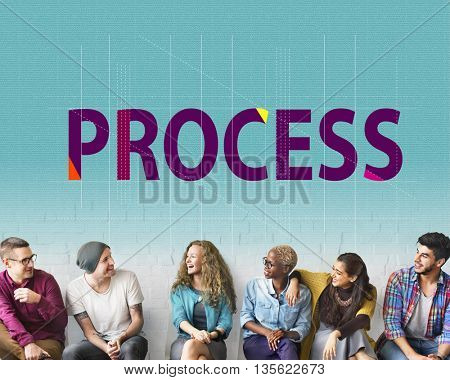 Process Method Strategy Operation Procedure Concept