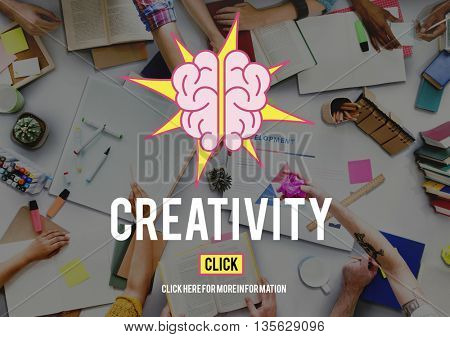 Ideas Brainstorming Vision Innovation Think Big Concept