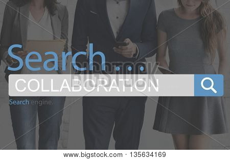 Collaboration Team Group Corporate Business Concept