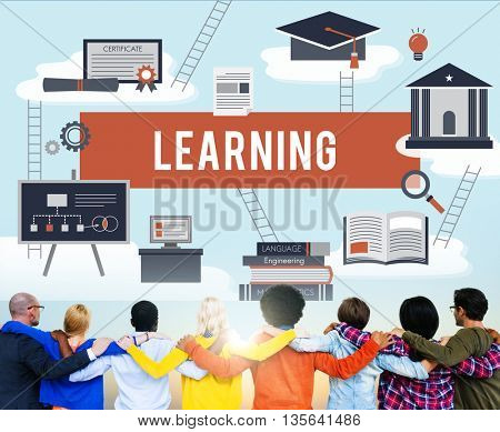Learning Education Knowledge Progress Student Concept