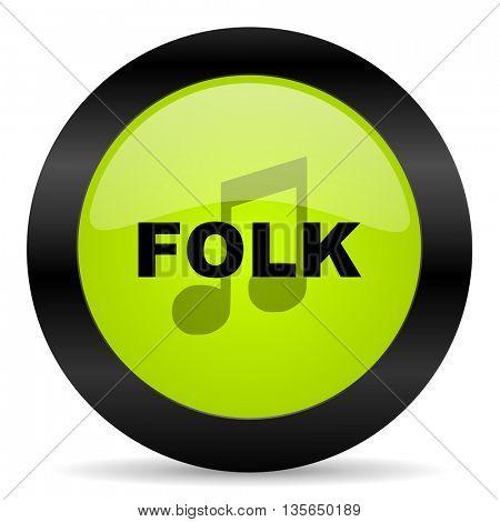 folk music icon
