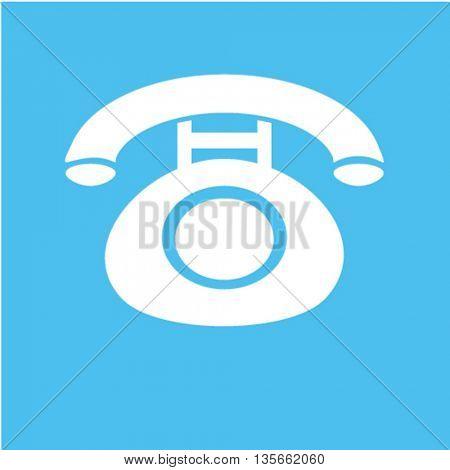 retro phone  icon