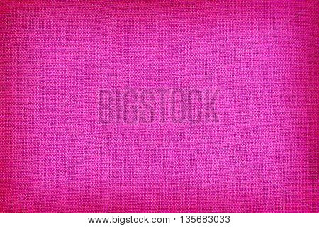 Linen texture for the background. Purple color.