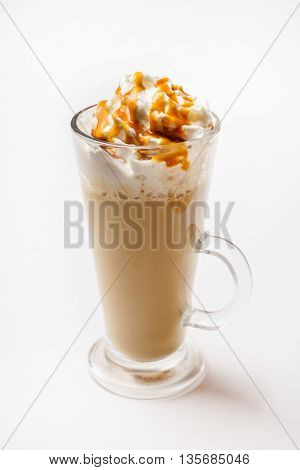 latte macchiato coffee