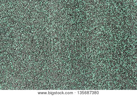 Floor Green And Black Plastic Texture Or Background
