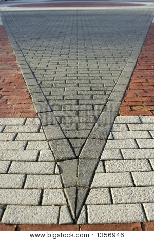 Brick Pavement Geometrical Design