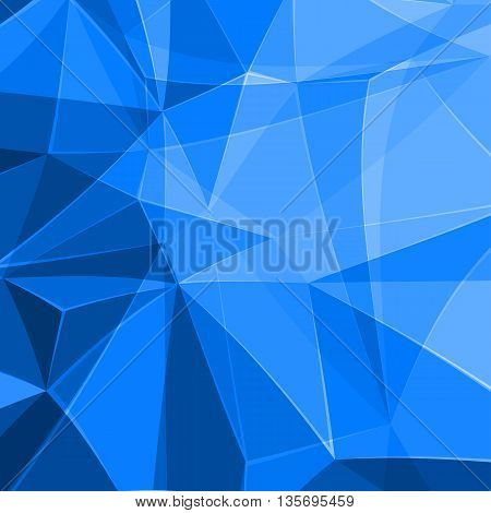 abstract polygon art background easy all editable