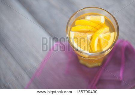 Citrus Flavour Tea