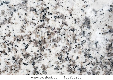 Shiny black and white marble floor texture