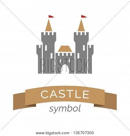Castle Symbol Icon