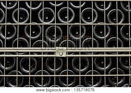 Storage And Aging Of Wine At Winery