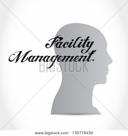 Facility Management Thinking Brain