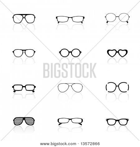 Icon Set, Sunglasses