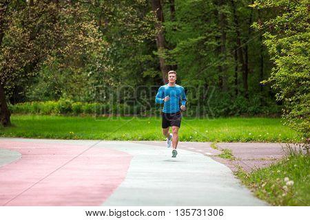 Morning Jogging