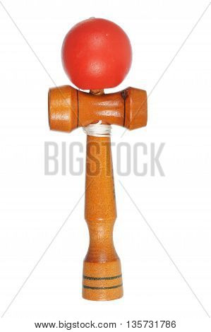 Kentama Is A Japanese Toy Similar To Cup And Stick