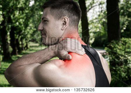 Throbbing Pain