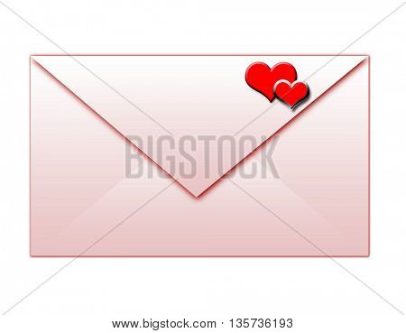 envelope for lovers
