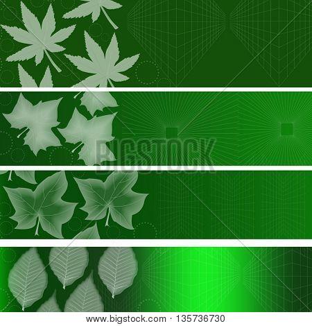 art in green
