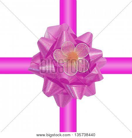 Glossy ribbon