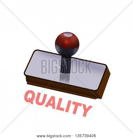 an quality rubber stamp