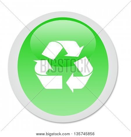 Recycle Sign button