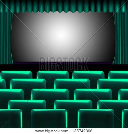 theatre-cinema background