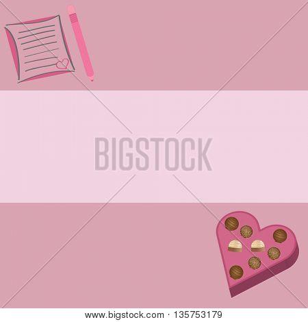 valentine's day candy heart shaped box chocolates