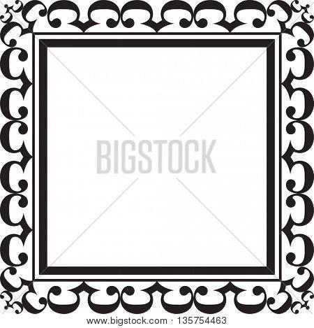 cartoon photo frame
