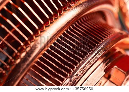 Copper Cpu Cooler