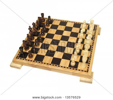 Chess with a strategy theme