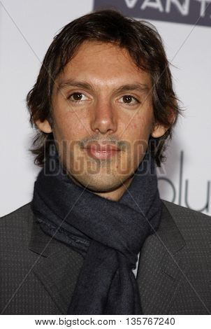 Lukas Haas at the World premiere of 'Revolutionary Road' held at the Mann Village Theater in Westwood, USA on August 15, 2008.