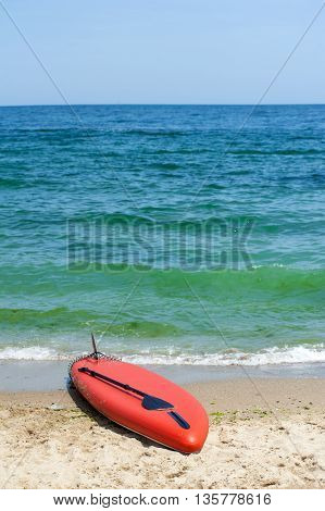 Sup Stand Up Paddle Board Beach04