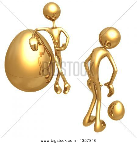 Gold Nest Egg Compare