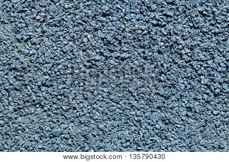 surface blue stone floor of artificial synthetic texture for design background.